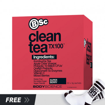 Body Science - Clean Tea TX100