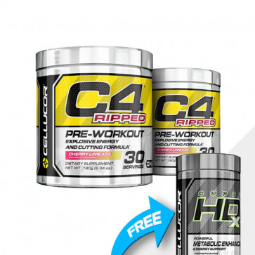 Cellucor - C4 Ripped Twin pack