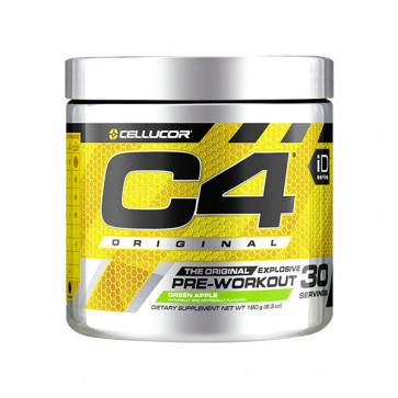 pack of Cellucor - C4 Original with green apple Flavour