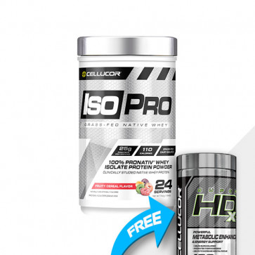 Cellucor - Iso Pro Grass Fed Native Whey
