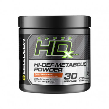 pack of Cellucor - SuperHD Xtreme (Powder)  for 30 serves
