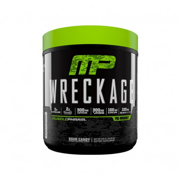 Muscle Pharm - Wreckage