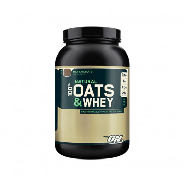 Optimum Nutrition - NATURAL OATS & WHEY