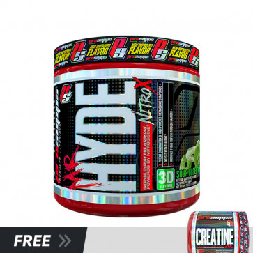 Pro Supps - Mr Hyde NitroX
