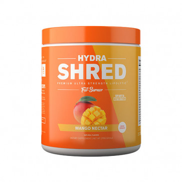 60 serves pack of Sparta Nutrition - HydraShred in dragon fruit flavour