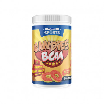 Yummy Sports - Candies BCAA - 40 Serves