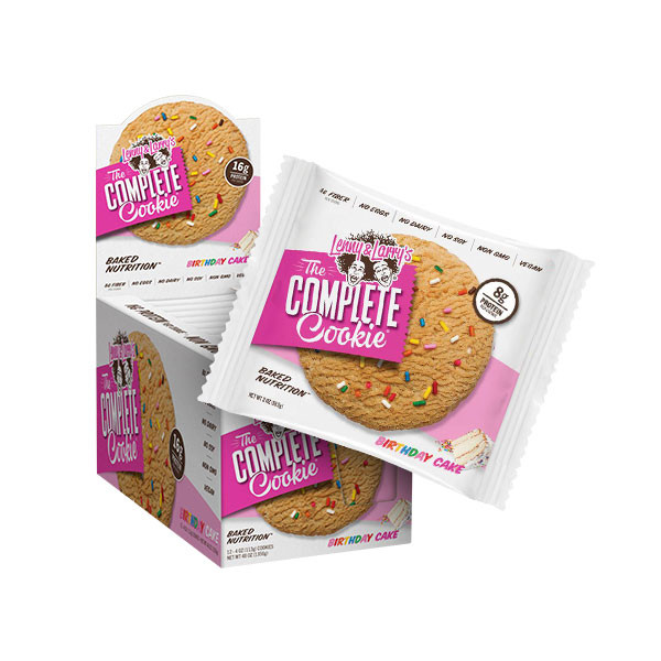 Lenny Larry S Complete Protein Cookie