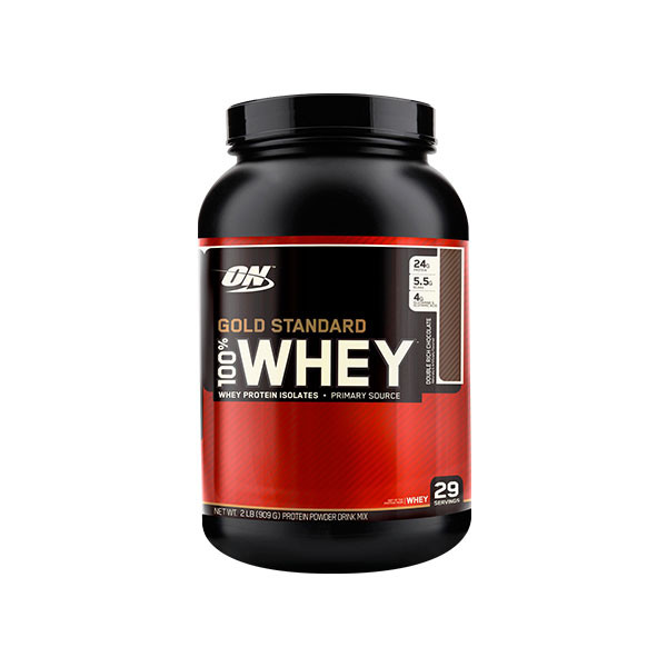 0ad7110a5 pack of Optimum Nutrition - Gold Standard 100% Whey 2LBS(907g) for 29
