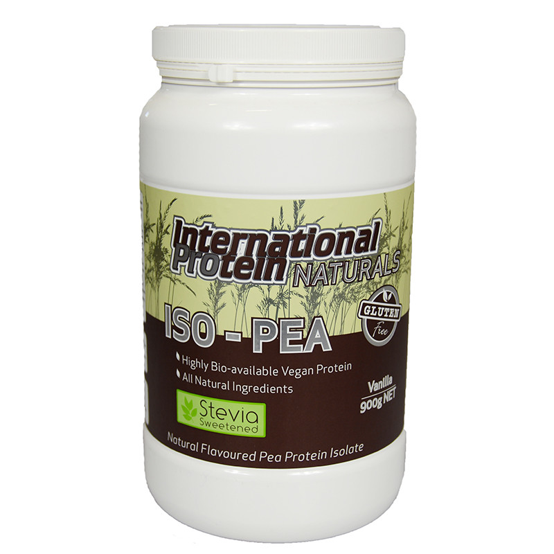 International Protein - PEA PROTEIN ISOLATE (ISO-PEA)