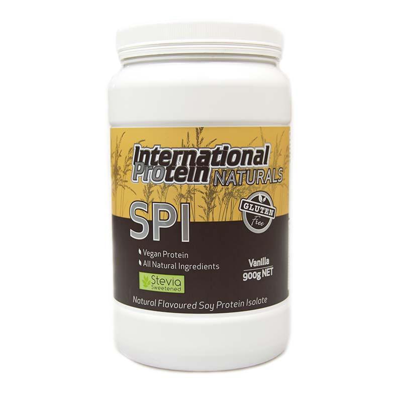 Buy International Protein - SOY PROTEIN ISOLATE (SPI) online at Supps R Us