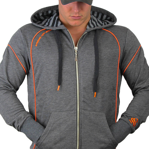 256cd35e Buy Now Strong Lift Wear ZIP S HOODIE - Supps R Us