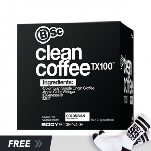 Body Science - Clean Coffee TX100