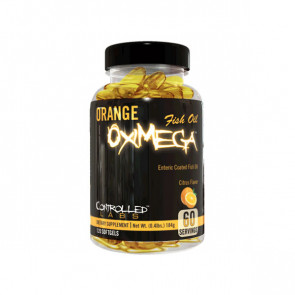 Controlled Labs - ORANGE OXIMEGA FISH OIL