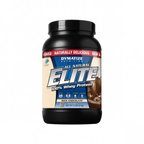 Dymatize - ALL NATURAL ELITE WHEY