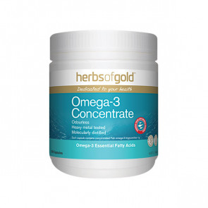 Herbs Of Gold - Omega 3 Concentrate