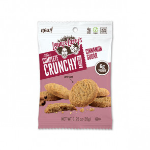 Lenny & Larry's - Complete Crunchy Protein Cookie - BOX