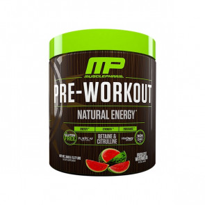 Muscle pharm - Natural Pre-Workout