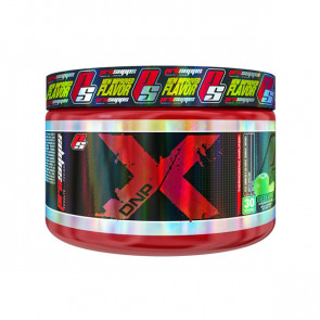 30 serve tub of Pro Supps - DNPX  in green apple flavour