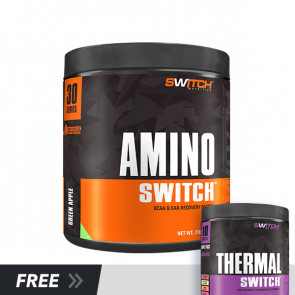 Switch nutrition Amino Switch & FREE Thermal Switch (10 Serves)